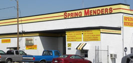 Spring Menders in Norfolk, VA